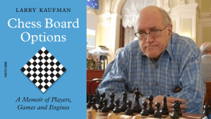 Book review: Chess Board Options by Larry Kaufman