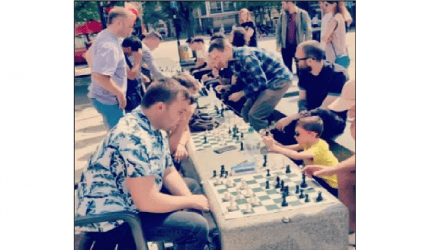 17 months later and we can finally play over the board chess?!