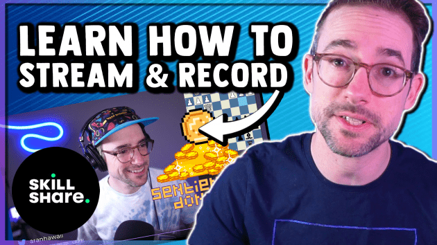 Learn to Start Streaming Chess!