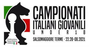 Campionati Italiani Giovanili 2021 - Salsomaggiore Terme
