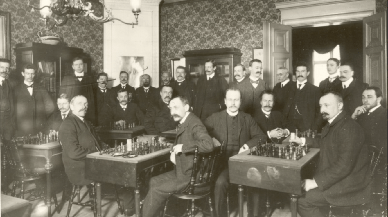 A Century of Chess: Stockholm 1906