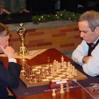 Kasparov vs Karpov match results round 2