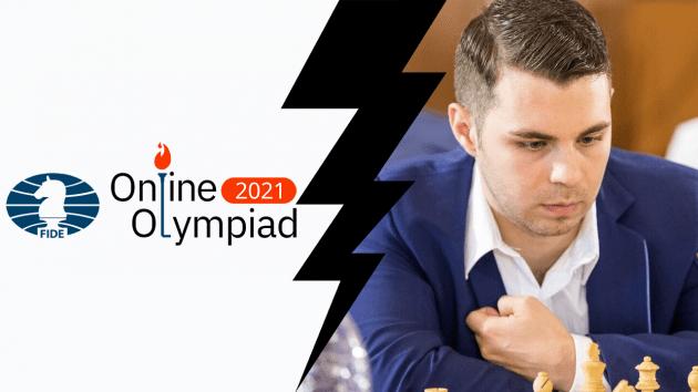 FIDE ONLINE OLYMPIAD 2021 & CAMPIONATO EUROPEO