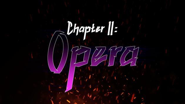 Chess Anime Chapter 2:『OPERA』