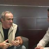 Video interview with Garry Kasparov on Valencia