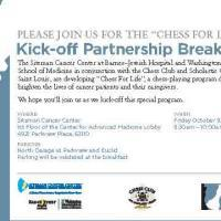 New Support Program For Patients and Caregivers: Chess Club and Scholastic Center of Saint Louis
