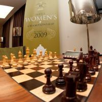 Sperreng Middle School Takes on Women's Chess Grand Master Tomorrow