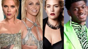 Кейт Уинслет и Скарлетт Йоханссон вошли в топ-100 самых влиятельных людей 2021 года