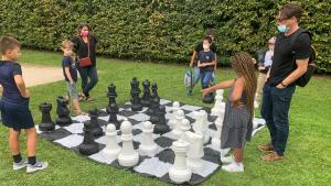 Chess at the chateau. Part 3: stumbling at the finish line