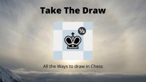Please Take the Draw