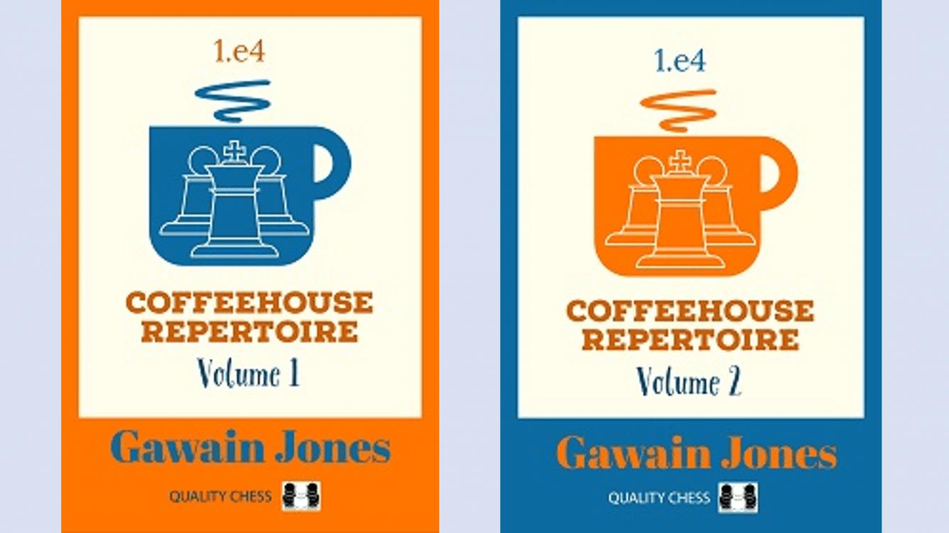 Review: Coffeehouse Repertoire 1. e4 by GM Gawain Jones