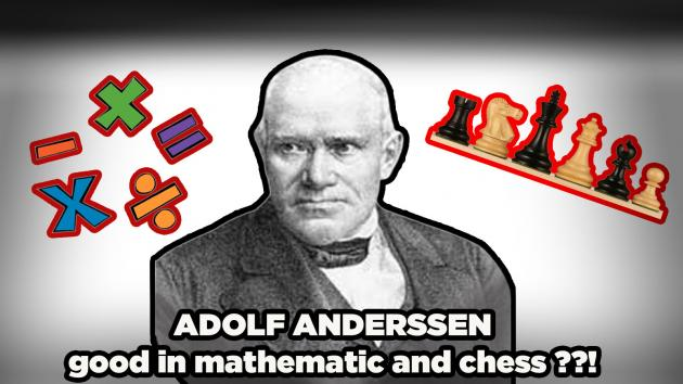 Adolf Anderssen ... once was a ??!
