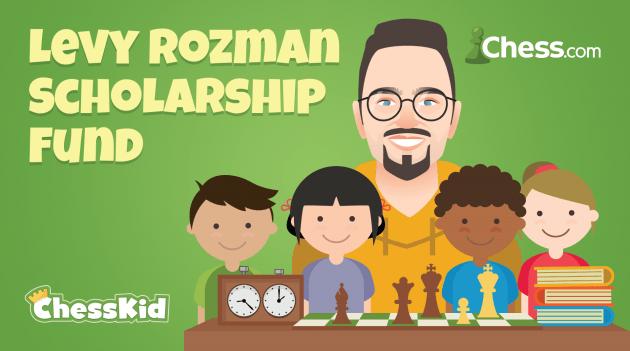 Amazing Wins & A Chess Scholarship Fund!