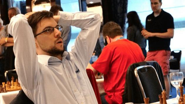Grandmaster Mistakes - Chess Psychology