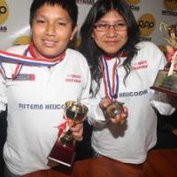 Jorge Cori logró el título mundial de ajedrez Sub 14