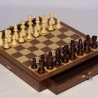Do you own a chess set? If yes, what's it like?