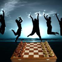 To dim psychology of chess triumph