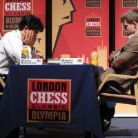 Carlsen vs Nakamura ½ - ½