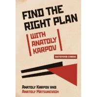 Paddy Patzer's Pile of Books: Find the Right Plan with Anatoly Karpov