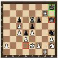 My First Online Correspondence Chess Win