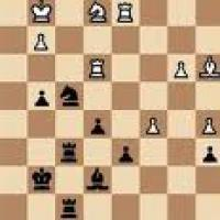 My First Rated Correspondence Chess Game
