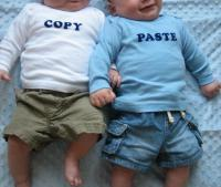 Copy .......Paste. Very Funny!!