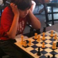Mother and Son Chess Team