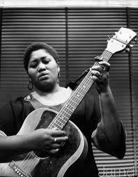 "Odetta, ""Another Man Done Gone"""