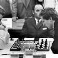 Fischer vs Spassky game match
