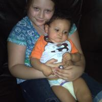 Me and my baby cuz!