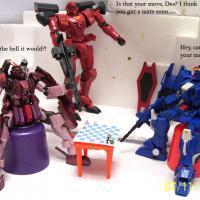 Gundam Chess