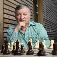 GM Anatoly Karpov ao vivo no FICS