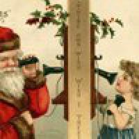 Crank Calling at Christmas... say isn't so