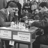 13 games Robert Fischer vs Mikhail Tal