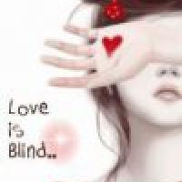 Love is blind..