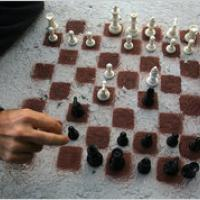 Police - Step Away from the Chess Table!