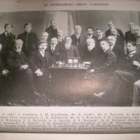 THE GRAND INTERNATIONAL MASTERS'CHESS TOURNAMENT AT ST.PETERSBURG,1914