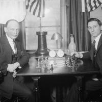 Ed Lasker defeats Tartakower's Meran New York 1924