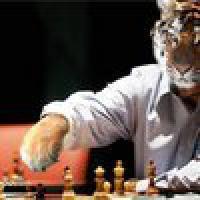 Third Round Against Master-Level Player