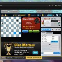 Converting real money to virtual money to bet on chess games online