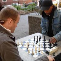 My Visit to the Washington Square Park Chess Scene!