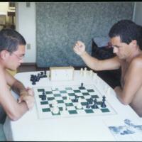Chess, Jazz and Friendship