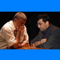 2011 Masters Tournament - Round 5: Shirov vs Anand - Caro-Kann Advanced