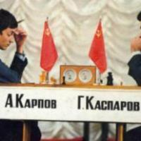 President of FIDE Save Karpov from Kasparov