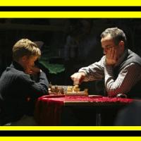Garry Kasparov vs Magnus Carlsen - Rekjavik Rapid 2004