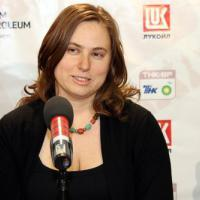 JUDIT POLGAR: WHEN MY KIDS ARE WITH MY HUSBAND, I HAVE NO WORRIES