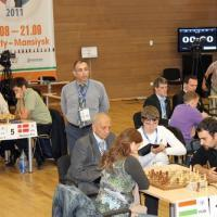 World Cup R4 tie-break: Polgar eliminates Dominguez in blitz
