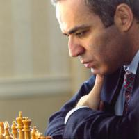 Kasparov - Deeper Blue, Game 1, May 3, 1997   Reti Opening, King's Indian Attack, Barcza System [A07