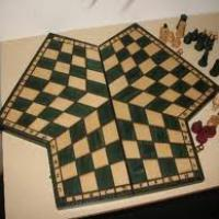three player chess game