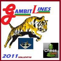 Gambit Lines win in Milner-Barry Gambit, Benko Gambit next in Rematch